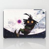 Zelda Majora's Mask : Th… iPad Case