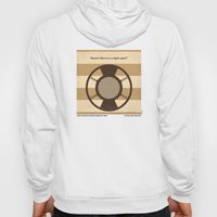 No055 My O Brother Where Art Thou minimal movie poster Hoody