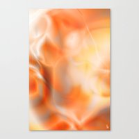 Solar Activity Canvas Print