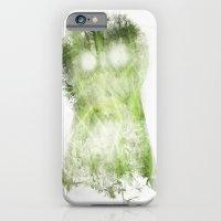 Phantom Vegetable iPhone 6 Slim Case