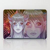 Pareidolia iPad Case