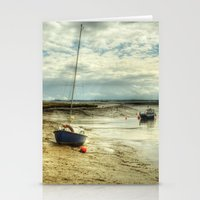 Three Little Boats Stationery Cards