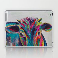 Texas Cow Laptop & iPad Skin
