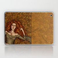 Golden Slumber Laptop & iPad Skin