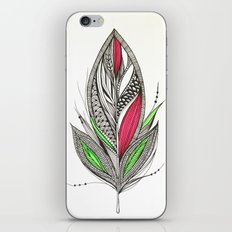 Harvest Feather iPhone & iPod Skin