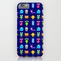 Monster Pattern iPhone 6 Slim Case