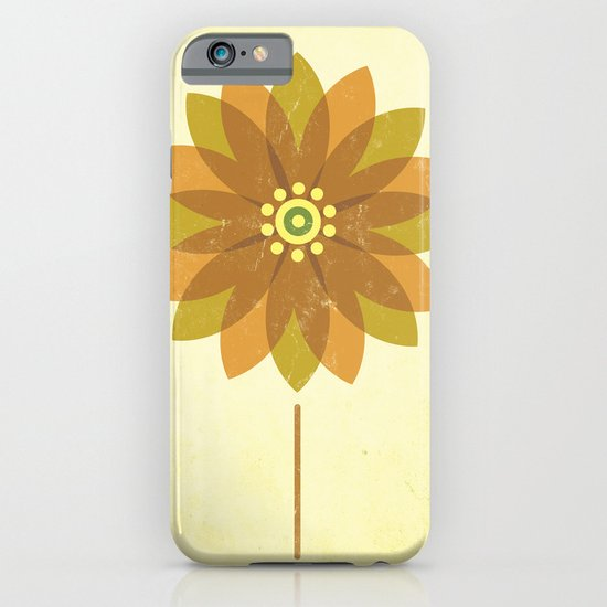 The Sunflower iPhone & iPod Case