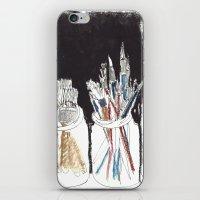 Atelier III iPhone & iPod Skin