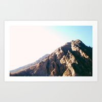 Big Cottonwood Canyon Art Print