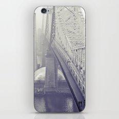 59th street bridge... iPhone & iPod Skin