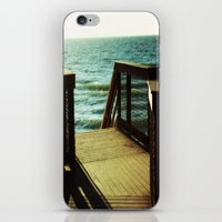 Seaside Dreaming iPhone & iPod Skin