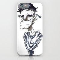 Frankenstein Hipster iPhone 6 Slim Case