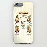 Classic Potato-Head Hairstyles iPhone 6 Slim Case