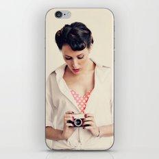 Vintage Photography iPhone & iPod Skin