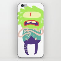 Dally Monster iPhone & iPod Skin