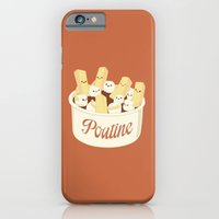 iPhone & iPod Case featuring Poutine by William McDonald