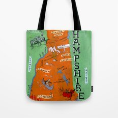 NEW HAMPSHIRE Tote Bag