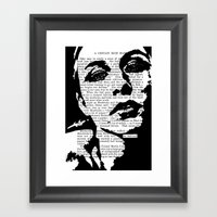 He Believed  Framed Art Print