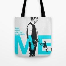 """Han Solo  - """"I Take Or… Tote Bag"""