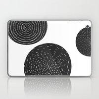 Back And White Retro Mod… Laptop & iPad Skin