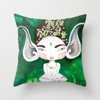 Bhoomie All-Ears Throw Pillow