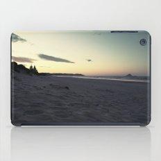 Evening walk iPad Case