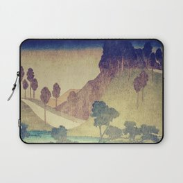 Laptop Sleeve - A Valley in the Evening - Kijiermono