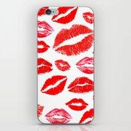 Lips iPhone & iPod Skin