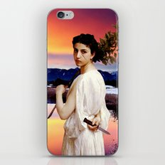 Backstabber iPhone & iPod Skin