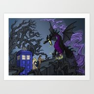 And Now You Will Deal Wi… Art Print