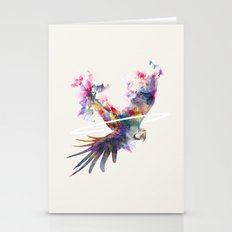 Fly Away II Stationery Cards