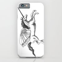 Arty Unicorn iPhone 6 Slim Case