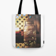 There Is A Light That Never Goes Out Tote Bag
