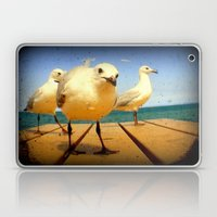 Seagulls - Number 4 From… Laptop & iPad Skin