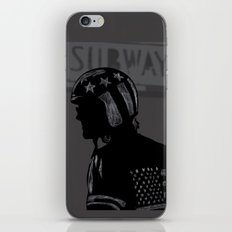 Strap Hanger iPhone & iPod Skin