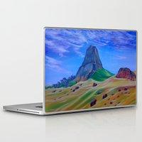 mountain Laptop & iPad Skins featuring Mountain by ArtSchool