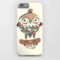 Sk8 Or Fly? iPhone 6 Slim Case