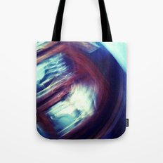 Center of the Earth Tote Bag