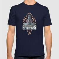 Cardassian Stratocrats Mens Fitted Tee Navy SMALL