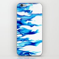 Fire Water iPhone & iPod Skin