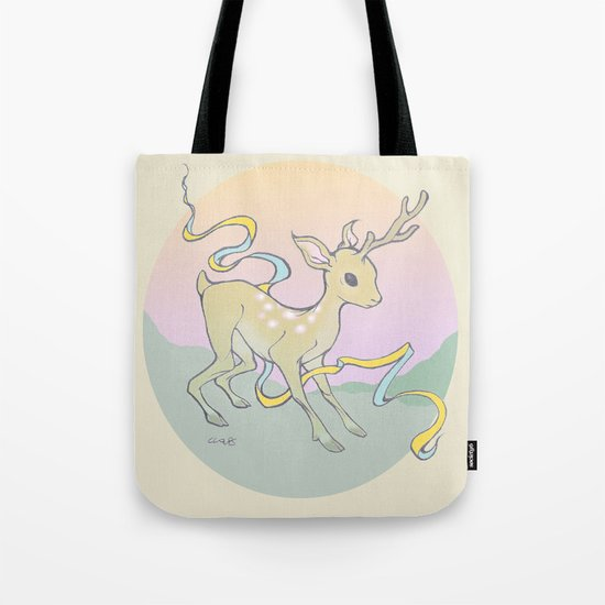Unifawn (color) Tote Bag