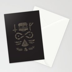 Fast Food Occult Stationery Cards