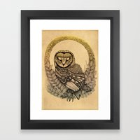 Equinox Framed Art Print