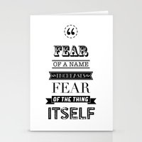 Hp Quotes: Philosophers … Stationery Cards