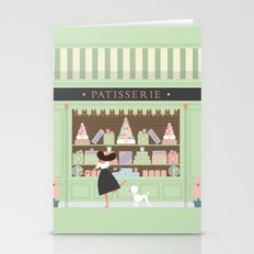 Patisserie Stationery Cards