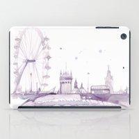 Watercolor Landscape Ill… iPad Case