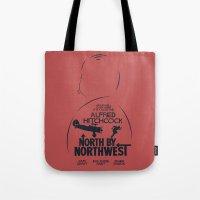 North By Northwest - Hit… Tote Bag