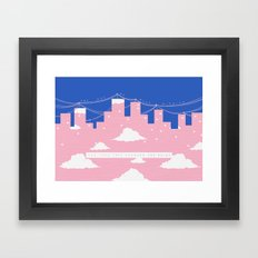 Winning Framed Art Print