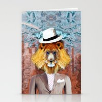 mister Lion Stationery Cards