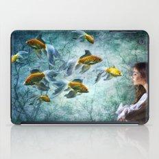 Ocean Deep Dreaming iPad Case